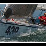 Miura Conseil sponsorise une navigatrice !