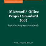 Nouvel ouvrage sur Microsoft Project 2007