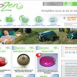Boutique Magento Eco-Zen