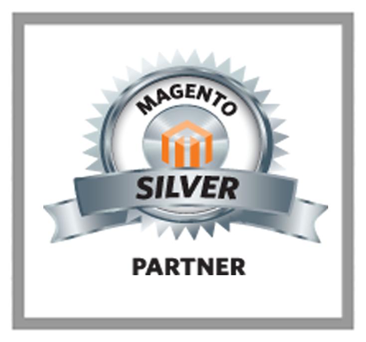Magento Silver Partner